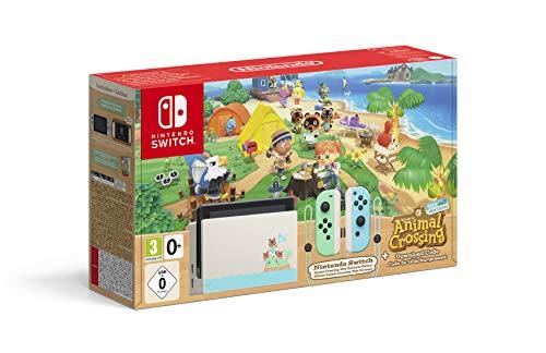 Konsola Nintendo Switch Animal Crossing: New Horizons Limited Edition