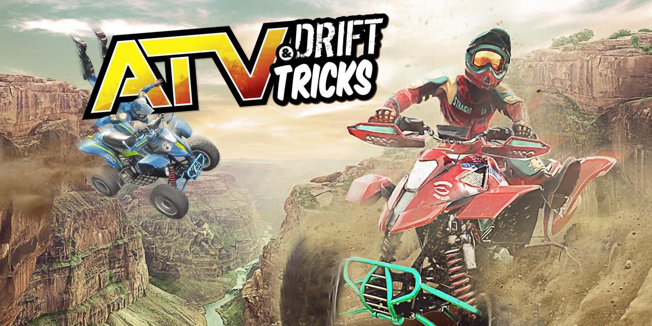 ATV Drift & Tricks Nintendo Switch NS