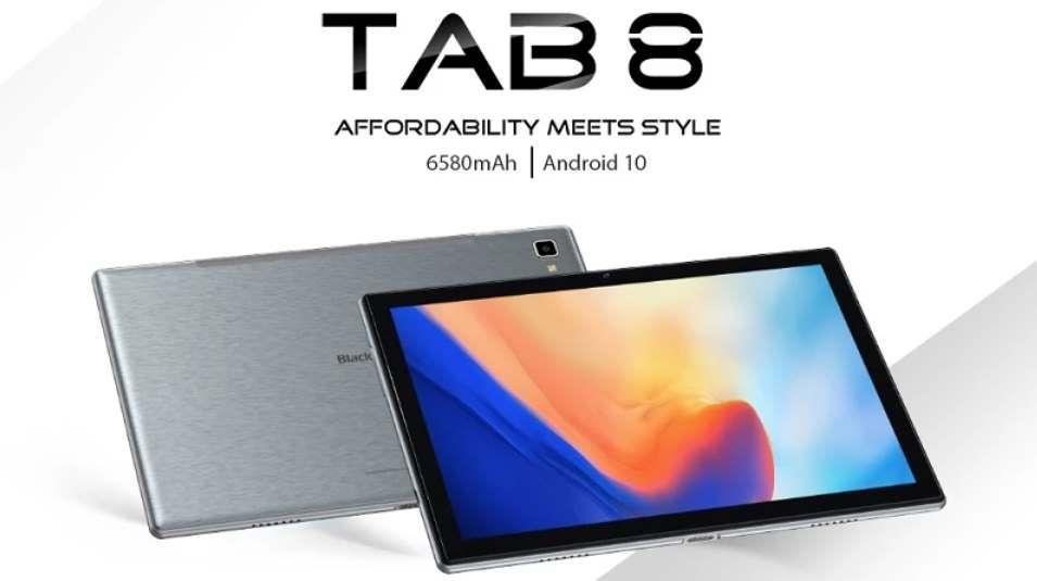 """Tablet """"10 Blackview iGet Tab8 / 4GB/64GB /LTE/ wysyłka z PL"""