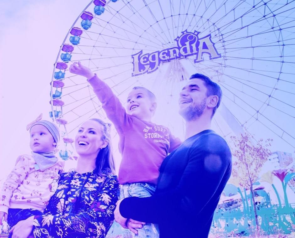 LEGENDIA - Bilet Sezonowy [Przedsprzedaż] (przedłużenie promocji)