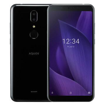 Smartfon Sharp Aquos V 4/64GB, Snap 835, OIS, bazvatowa wysyłka