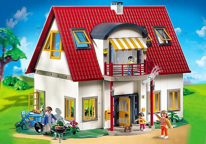 Domek rodzinny Playmobil 4279