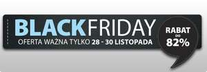 Black Friday i weekend rabatów do 82% @ Jysk