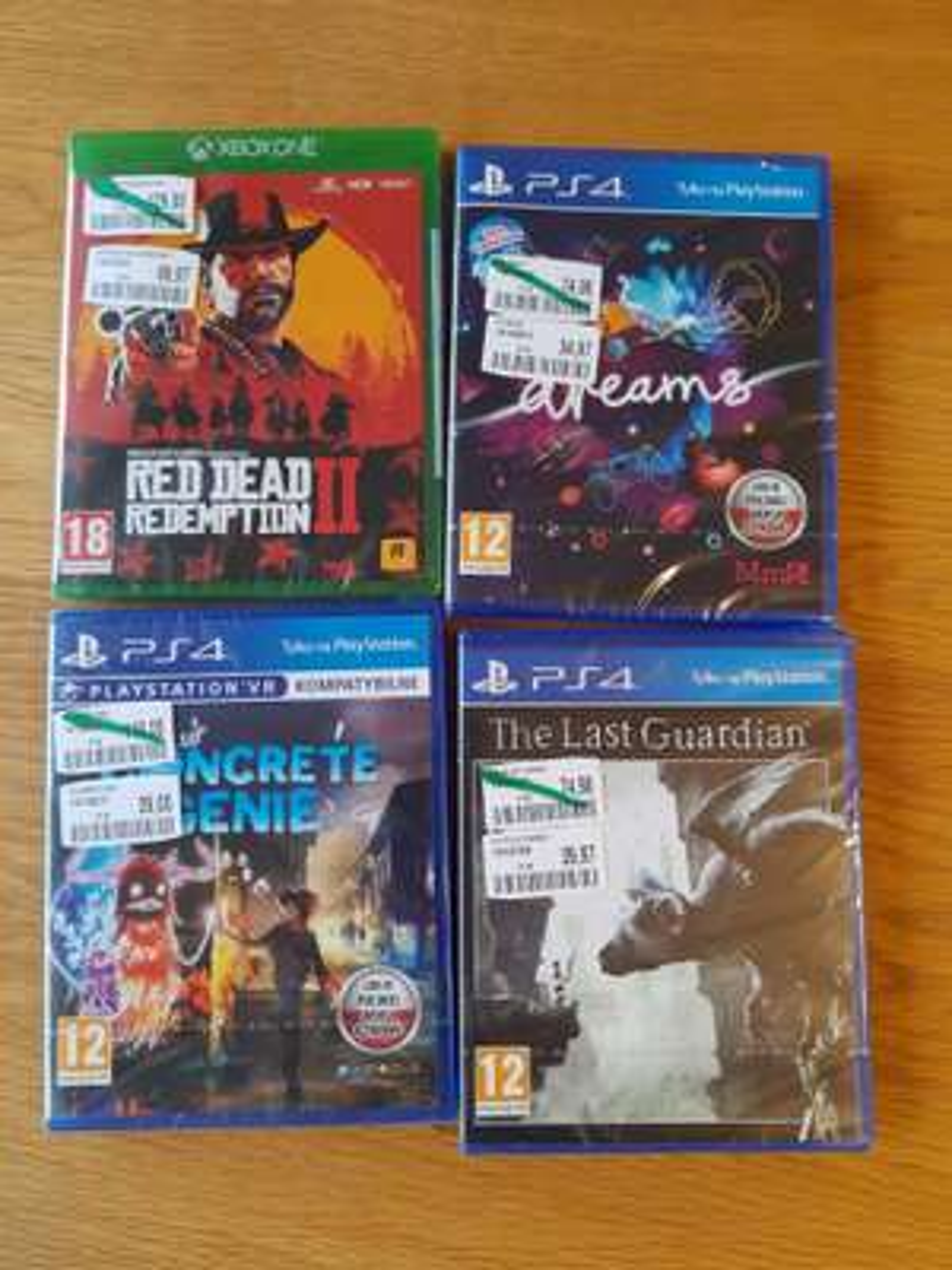 Gry Xbox PlayStation MediaMarkt Red Dead Redemption 2, Dreams, Death Stranding