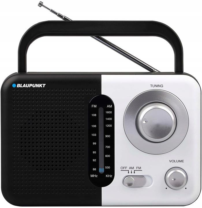 Radioodtwarzacz BLAUPUNKT PR7BK, o/os 0zł