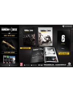 Ubisoft XONE Tom Clancy's Rainbow Six: Siege Collector's Edycja Kolekcjonerska