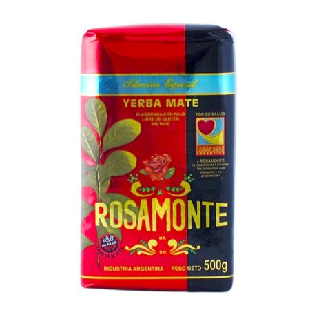Yerba Mate Rosamonte Seleccion Especial 0,5kg