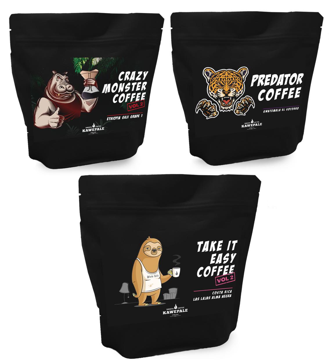 3 kawy specialty z palarni KAWEPALE
