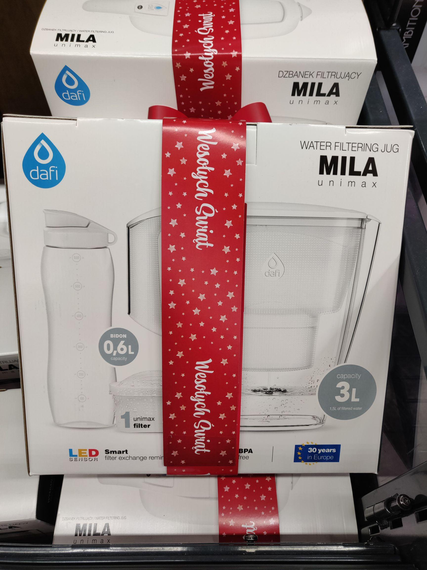 Dzbanek Dafi Mila Unimax 3L + butelka + wkład