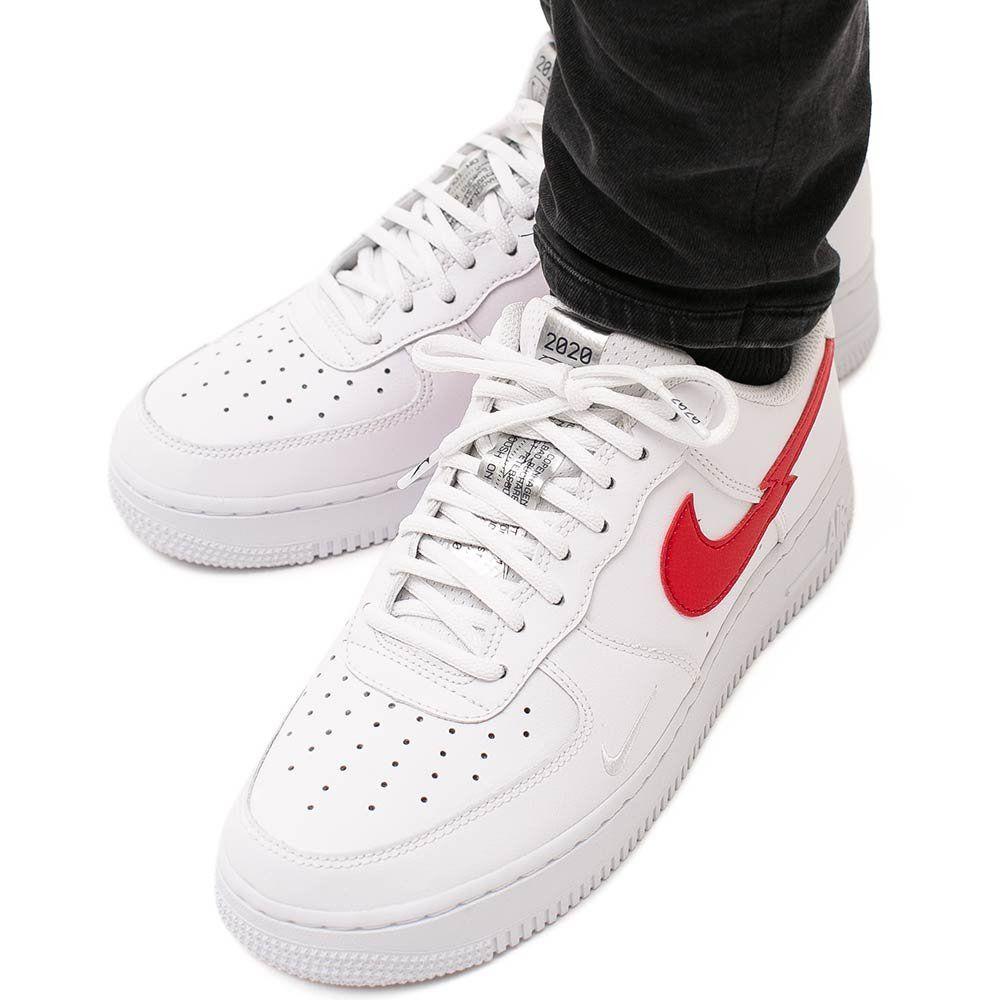 Nike Air Force 1 LV8 Męskie Białe