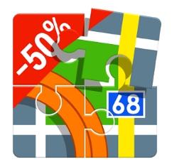 Locus Mapa Pro - Outdoor GPS (-50%) mapy w trybie online i offline; ocena 4,8
