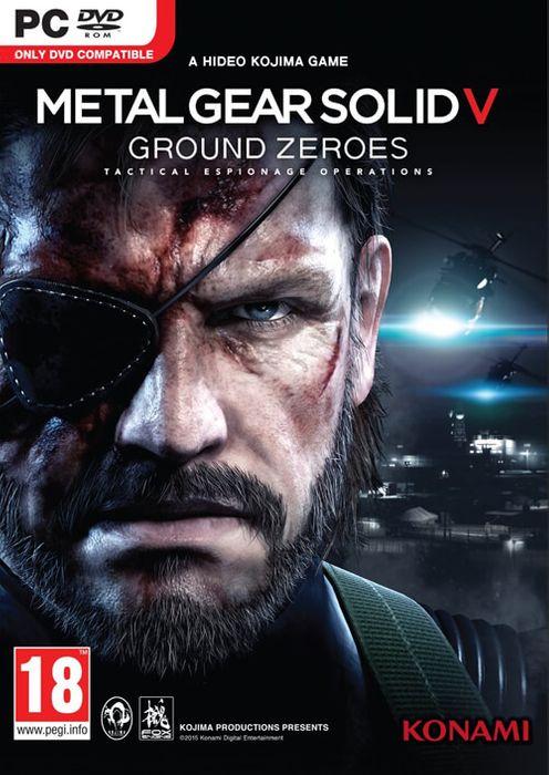 Metal Gear Solid V: Ground Zeroes klucz Steam w bardzo dobrej cenie!
