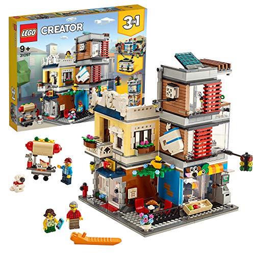 LEGO 31097 Creator 3 w 1 - Sklep zoologiczny i kawiarenka @Amazon.de