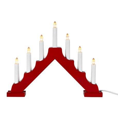Świecznik adwentowy LED Jula