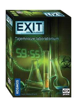 Gra planszowa Exit: Tajemnicze laboratorium - Logiczna/Escape room
