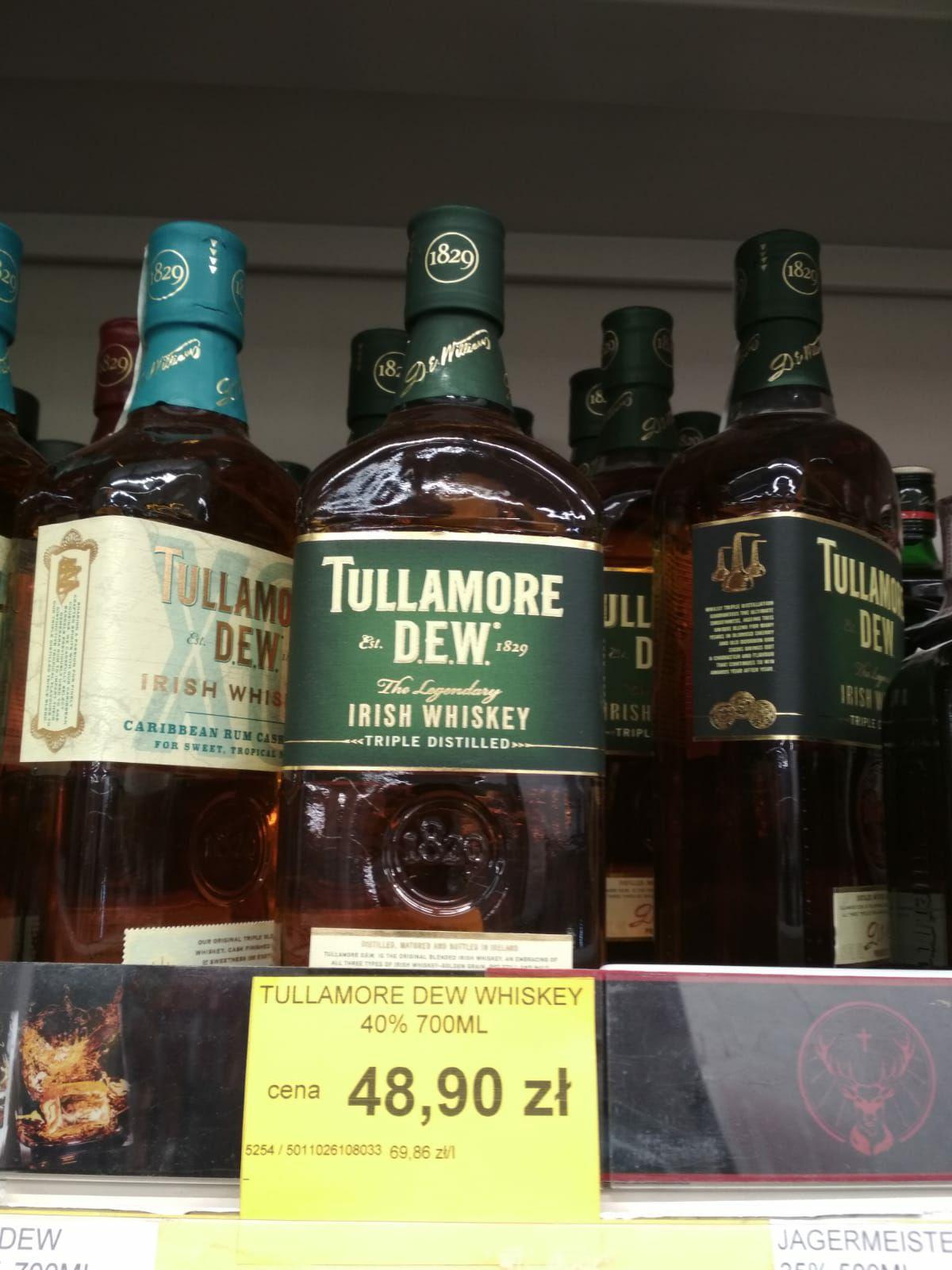 Tullamore 0,7 sklep Lewiatan ul. Gagarina Toruń
