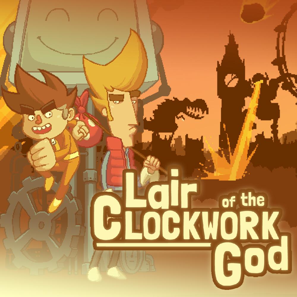Lair of the Clockwork God za 31,49 zł (możliwe 29,04 zł) @ Switch