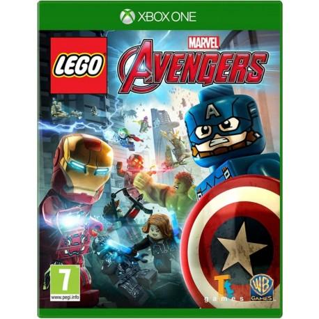 LEGO Marvel Avengers XONE