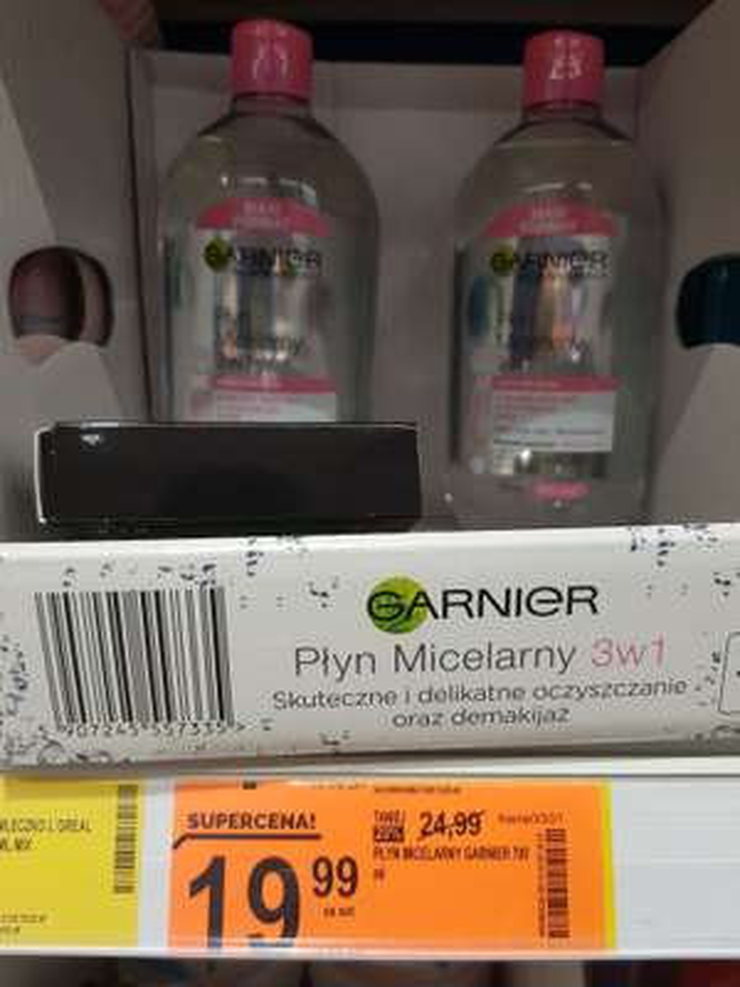 Płyn micelarny Garnier 700ml