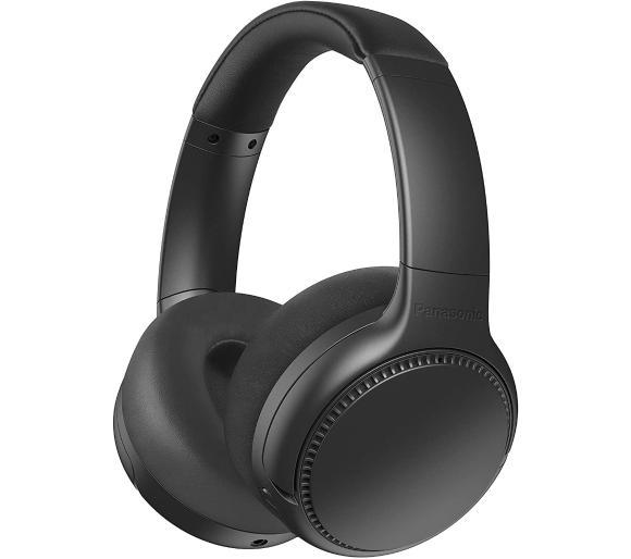 Bezprzewodowe słuchawki nauszne Panasonic RB-M700BE-K (z aktywną redukcją szumów) @ Euro