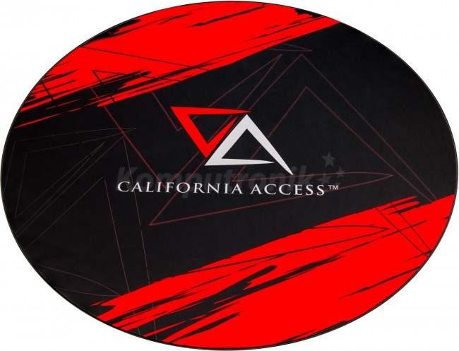 Mata pod fotel California Access Shield CA-1816 wymiary 1100 x 1100 x 3 mm