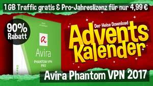 Avira Phantom VPN 2017 za free