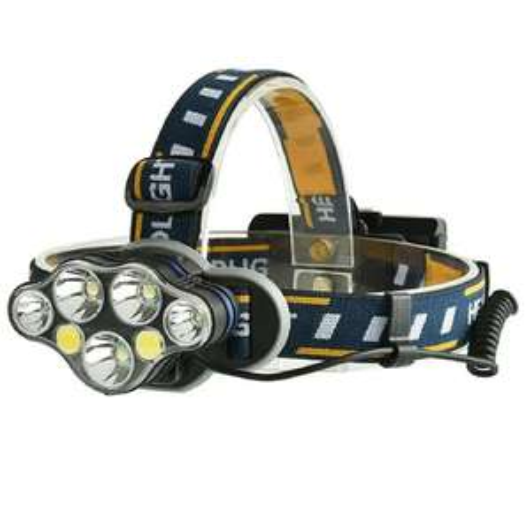 XANES 2606-7 latarka czołowa LED @Banggood