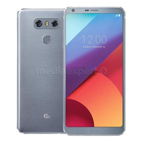 Smartfon LG G6 Ice Platinium