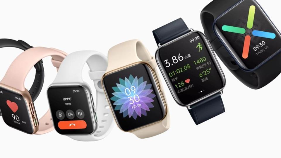 Smartwatche Oppo Watch (wszystkie modele) -200zł. Model 46mm LTE 1299zł