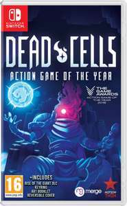 Pudełkowe Wydanie Gry Dead Cells – Action Game of the Year Nintendo Switch