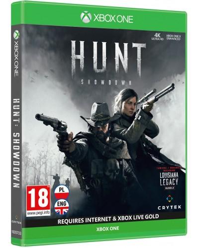 HUNT SHOWDOWN PL + DLC + NAKŁADKI NA ANALOGI @ Xbox One/PS4