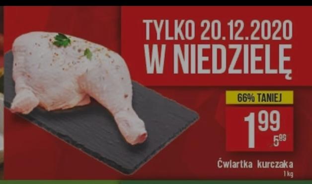 Ćwiartka kurczaka PoloMarket