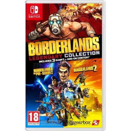 Borderlands: Legendary Collection (Nintendo Switch) - wybrane salony np. Toruń