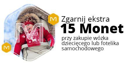 Allegro, +15Monetprzy zakupie wózka, fotelika od 200 zł