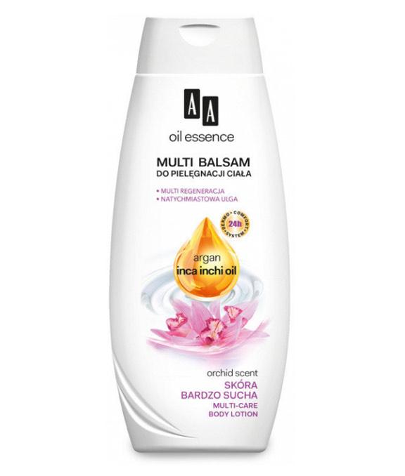 AA Oil Essence multi balsam do pielęgnacji ciała - Kosmetyki Oceanic