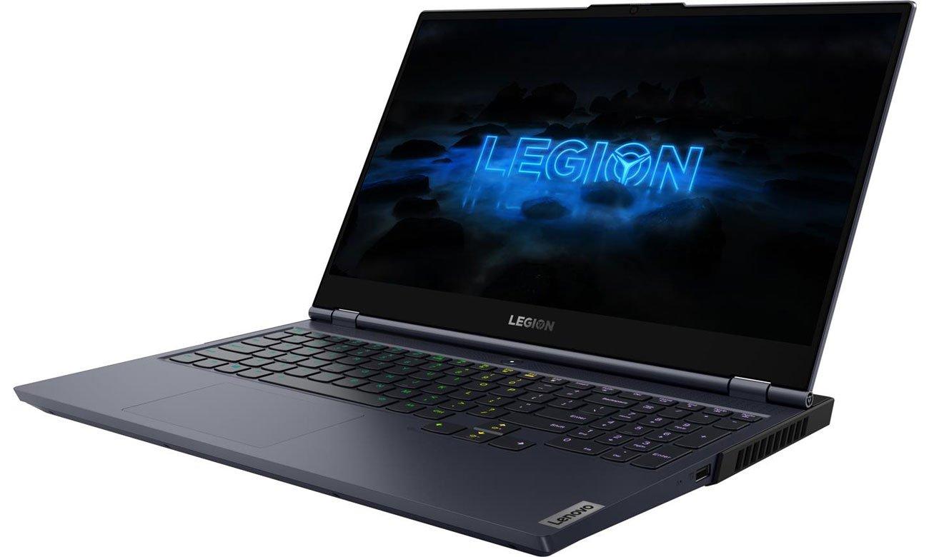 Laptop Lenovo Legion 7i-15 i7-10750H/16GB/512 RTX2070 Super 144Hz (x-kom)