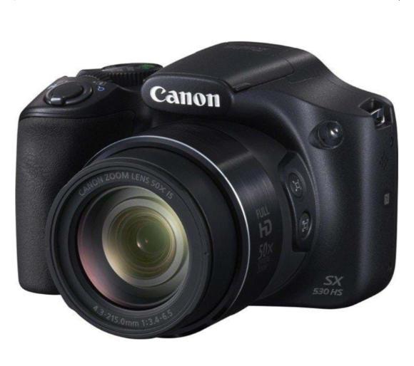 Aparat Canon PowerShot SX530 HS za 899zł @RTVEuroAGD