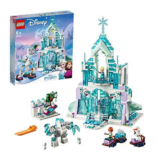 LEGO Disney Magiczny Lodowy Pałac Elsy 43172 53€