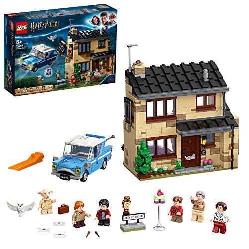 LEGO HARRY POTTER Privet Drive 4 75968 Amazon, Darmowa Dostawa 50,44€