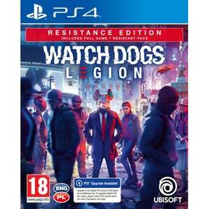 Watch Dogs Legion: Resistance Edition + koszulka gratis