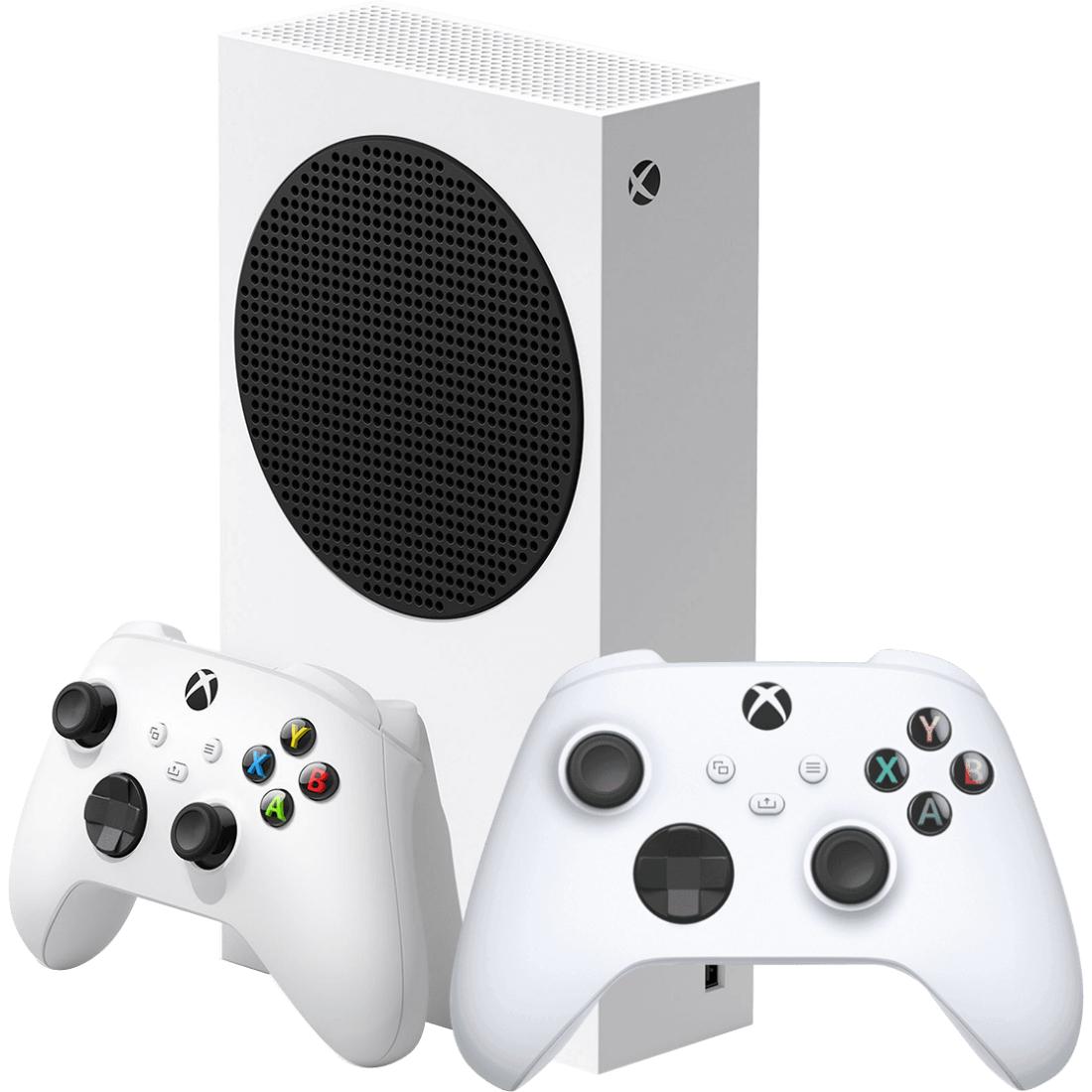 Xbox Series S z dodatkowym padem (Play bez abomanentu)