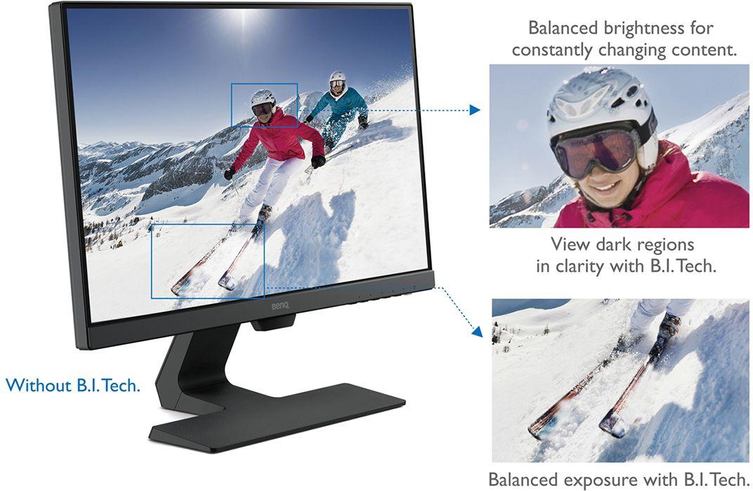 Monitor 24 cale BenQ GW2480E