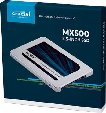 CRUCIAL MX500 1TB za 407,25 zł z kodem z newslettera