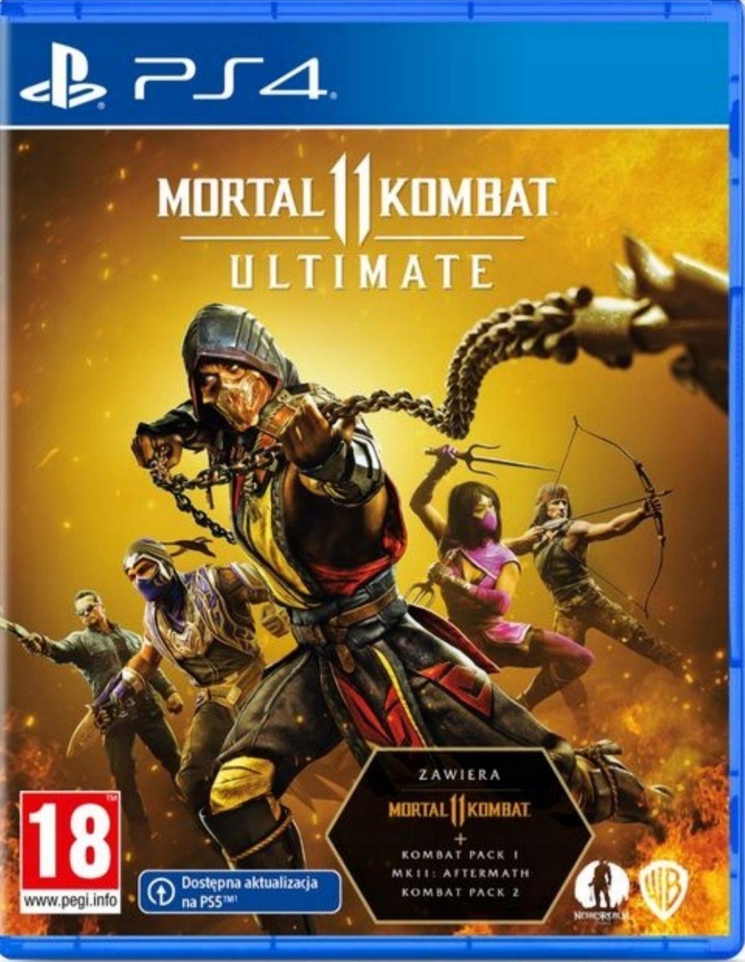 MORTAL KOMBAT 11 ULTIMATE PS4 PlayStation 4