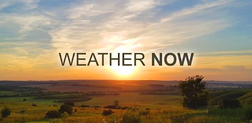 ZA DARMO: WEATHER NOW - forecast radar & widgets ad free (Android - Google Play)