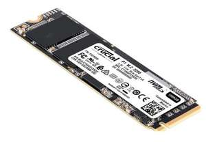 Crucial CT2000P1SSD8 P1 2000GB M.2 PCIe NVMe 2280 2000/1700MB/s