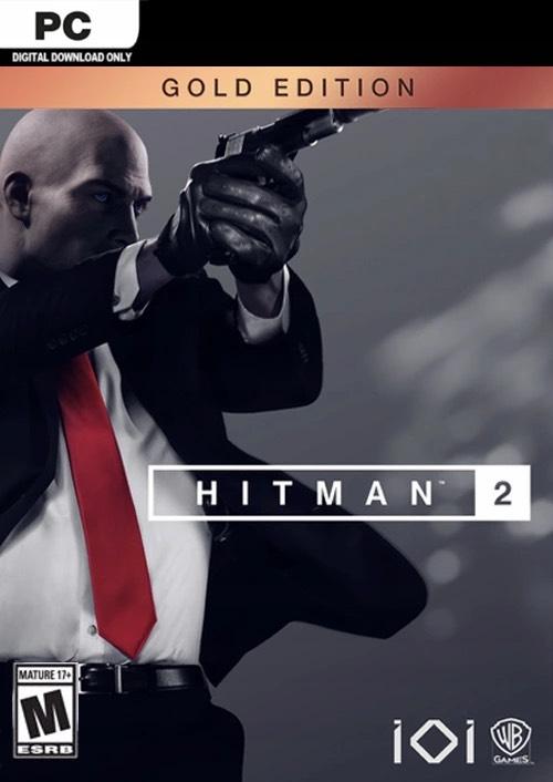 HITMAN 2 Gold Edition Klucz Steam @Eneba