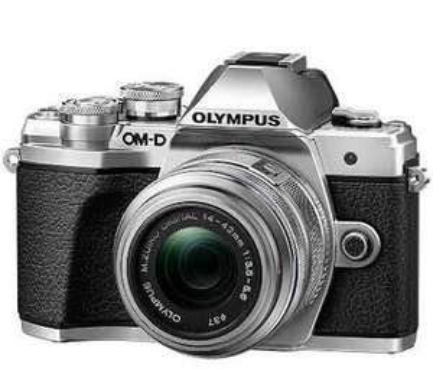 Aparat Olympus OM-DE‑M10 III Zestaw Pancake + M.Zuiko Digital 45mm F1.8
