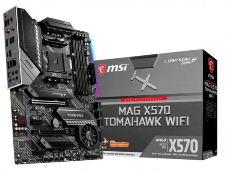 MSI X570 Tomahawk WiFi