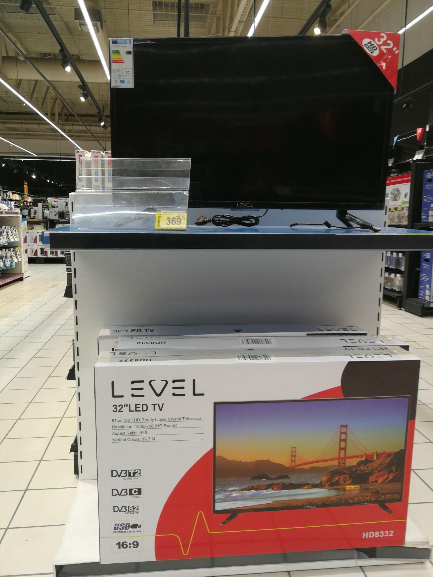 Telewizor 32 Level Carrefour